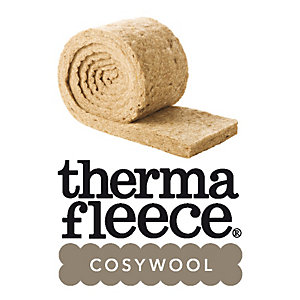 Thermafleece CosyWool Natural Insulation 50mm Split