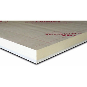 Celotex Insulation PL3015 Thermal Laminate 15mm + 12.5mm 2400mm x 1200mm