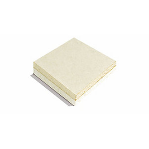 GTEC EPS Thermal Plasterboard 50mm Tapered Edge 2400mm x 1200mm