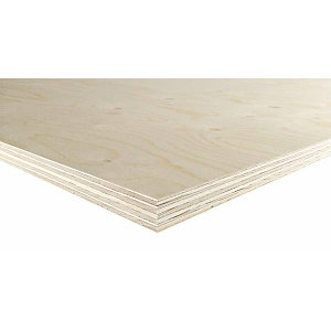 Wisa Spruce Plywood 18mm x 1200mm x 2400mm