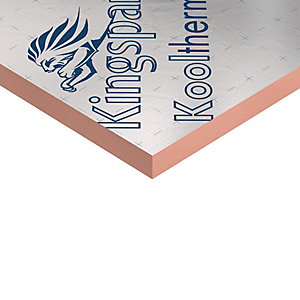 Kingspan Kooltherm K107 Pitched Roof Board 50mm 2400mm x 1200mm