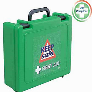 Keepsafe Standard 10 Person First Aid Kit